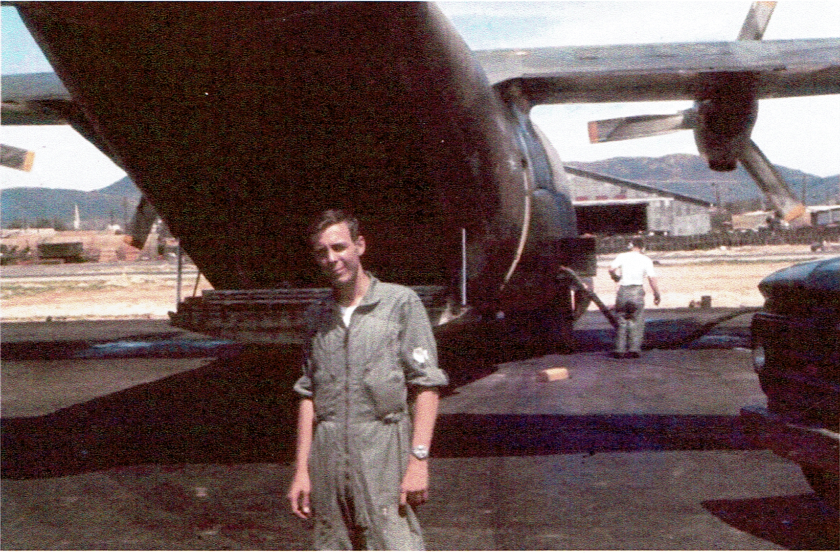 Dave With C 130